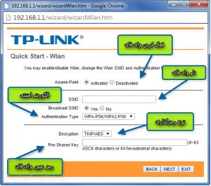آموزش کامل کانفیگ مودم TP LINK