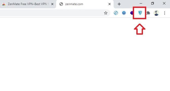 فعال کردن VPN در مرورگر کروم