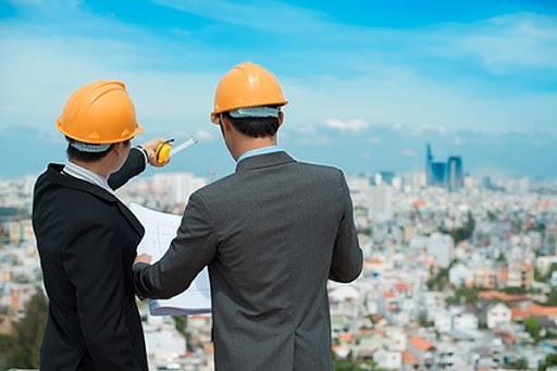 مهندس عمران و مهندس معماری